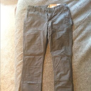Carhartt Crawford double-front pant-slim fit